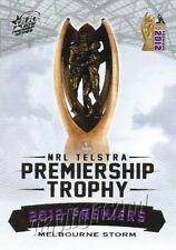 ✺Mint✺ 2012 MELBOURNE STORM NRL Premiers Card