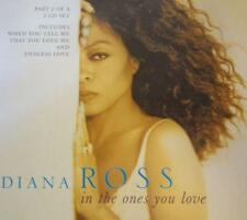 Diana Ross(CD Single)In the Ones You Love-