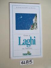 GUIDA AI LAGHI DEL TRENTINO (64 B 5)
