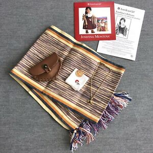 American Girl Josefina's Meet Accessories with Collectors booklet!