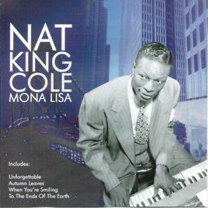 Nat King Cole - Mona Lisa CD (2005) 18 Unforgettable Soundtracks