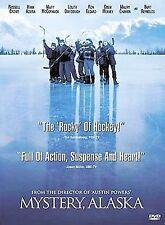 Mystery, Alaska (DVD, 2000) Russell Crowe Hank Azaria Burt Reynolds