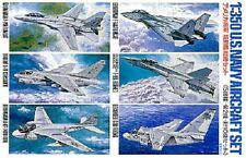Tamiya 78006 1/350 Scale Model Kit U.S.Navy Carrier Aircraft Fighter Set