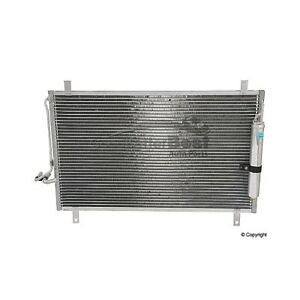 One New TYC A/C Condenser 4707 92100CD000 for Nissan 350Z