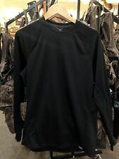 Patagonia Men's Black Midweight Capilene Polartec Base Layer l/s Top Shirt