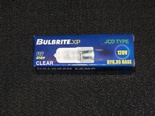 BULBRITE Q20GY6/120 LAMP 120 VOLTS 20W Halogen Bulb