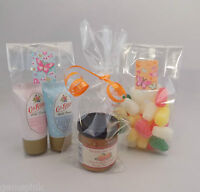 "Clear Cello sweet Gift, Party, Display Bags with gusset 2.75"" x 1.25"" x 7"""