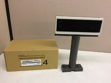 New Toshiba Lcd Pos Register Pole Display 3aa00761400 Replaces Ibm 41k6814