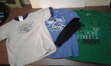 Lot of 3 Youth Novelty T-Shirts Size Large