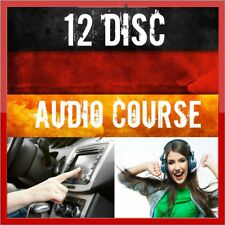 Learn GERMAN In a week - Complete Language Training Course on 12 AUDIO CDs