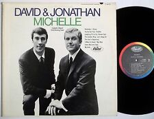 DAVID & JONATHAN Michelle CAPITOL LP re: beatles george martin yesterday 33RPM
