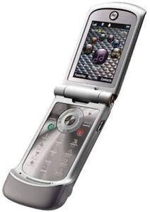 Motorola RAZR VE20 (U.S. Cellular) No Contract FLIP Cell Phone