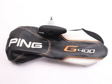 Ping 2017 G400 Driver Headcover W/ Tool & Instruction Manual