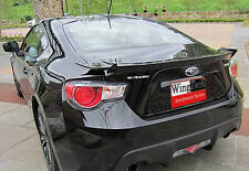 Subaru BR-Z 2013+ Painted Factory Flush Mount Rear Spoiler Made in the USA