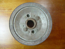 NOS Early Chevy SBC Harmonic Balancer Riveted pulley V8 265 283 55 56 57 58