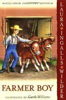 Farmer Boy (Little House) by Laura Ingalls Wilder