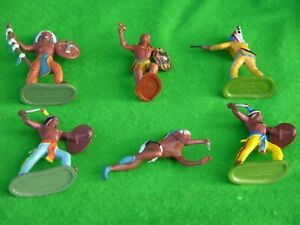 BRITAINS HONG KONG ,WILD WEST, INDIANS, MULTI-LISTING