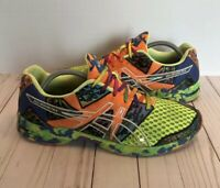 Men's Asics Gel-Noosa Tri 8 Multicolor T306N Running Shoes 10.5