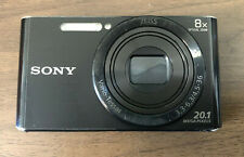 Sony Cyber-shot DSC-W830 20.1MP Compact Digital Camera Black 8x Zoom 2.7 GRADE B