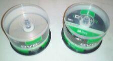 DVD-R Rohlinge, Intenso, 4,7 GB, 120 min, 79  x + 9 x Intenso 700 MB 80 Minuten
