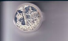 2002 Canada Proof Silver Dollar Golden Jubilee of Elizabeth II (1952-2002)