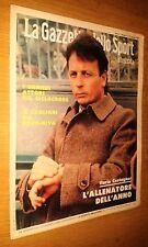 LA GAZZETTA DELLO SPORT ILLUSTRATA-ANNO 3 #  4 - 27 GENNAIO 1979 - CICLOCROSS