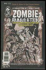 Zombie Annihilation 1 One-Shot Comic Jack Kirby art tribute Walking Dead Undead