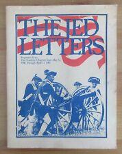 rare booklet Revolutionary War North South Carolina charlotte