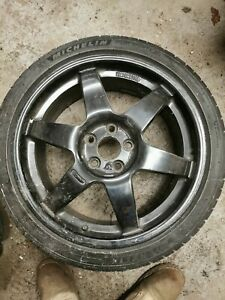 """18"""" Compomotive MO6 alloy Wheel 5x108 from a renault megane sport, Ford Focus"""