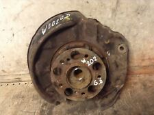 Mercedes Benz C Class W202 Rear right wheel hub with bearing