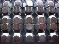 20 x Radmuttern für Stahlfelgen M12x1,5 Kegelbund Offen SW19 MC329 Ford Fiesta