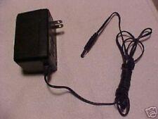 7.5v 7.5 volt ADAPTOR CORD = CASIO DH 100 digital horn electric wall power plug