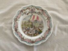 "Royal Doulton Brambly Hedge ""The Wedding"" Plate - Mint Condition"
