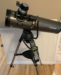Celestron NexStar 130SLT F/5 Telescope Electronic Focuser USB *NO RESERVE*