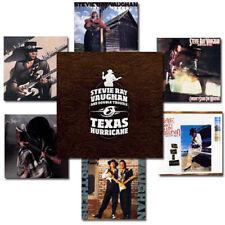 STEVIE RAY VAUGHAN – TEXAS HURRICANE – 12 LP, 45 RPM, 200 GRAM VINYL - NUMBERED