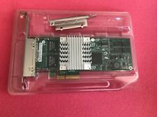 EXP19404PT Intel PRO/1000 PT QUAD PORT Network Adapter + 2 x bracket (INC VAT)