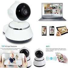 HD 720p Wireless WiFi Pan Tilt Zoom CCTV Security Network IP Camera Night Vision