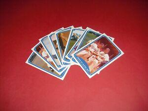 1987 TCMA BASEBALLS GREATEST TEAMS 1955 BROOKLYN DODGERS SET OF 9 CARDS  *EXC*