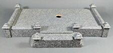 Village Platform - Custom Wooden Platform for Department 56