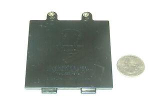 2004 Robosapien WooWee Robot OEM Replacement Foot Battery Back Cover w Screws GD