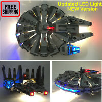 LED Light For Lego Set Star Wars Millennium Falcon 75105 Lighting kit  Bricks