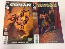 Conan #16 17 18 19 20 21 22 23  2005