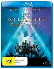 Atlantis - The Lost Empire / Atlantis - Milo's Return