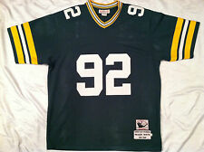 COLLECTIBLE GREEN BAY PACKERS  REGGIE WHITE JERSEY SIZE MEN 52