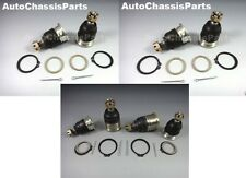 4 FRONT UPPER LOWER AND 4 REAR UPPER LOWER BALL JOINT HONDA PRELUDE 92-96