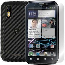 ArmorSuit MilitaryShield Motorola Photon 4G Screen Protector + Black Carbon