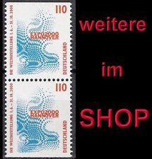 2009 C/D ** Sehenswürdigkeiten Bund Expo 2000 Hannover, geschnitten im Paar