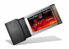 Diablo Cam 2 Twin Module Avec 2x lecteur de carte à puce Conax Lecteur De Carte IC Ca