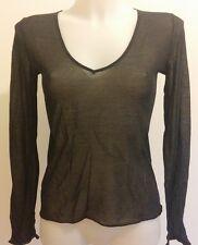 Abbigliamento moda DONNA maglia VANDA CATUCCI colore nero OCCASIONE OFFERTA