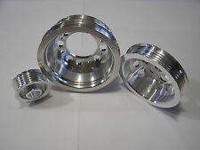 UD Underdrive Crank Pulley Set fits 04-08 Mazda RX8 RX-8 Renesis 1.3L FE3S Turbo